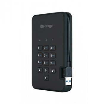 iStorage diskAshur2 256-bit 2TB - Black