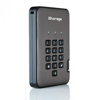 iStorage diskAshur Pro2 256-bit 4TB - Classified - Graphite