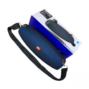 Bluetooth колонка Aspor CHE 20 Plus Blue