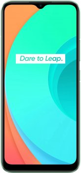 Мобільний телефон Realme C11 2/32 GB Green