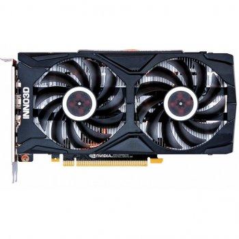 ВидеокартаINNOЗD GEFORCE RTX 2060 ТWIN Х2 6GB GDDR6 (N20602-06D6-1710VA15L)