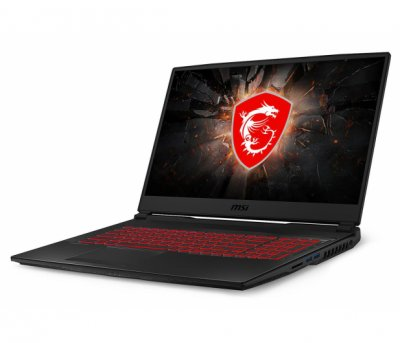 Ноутбук MSI GL75 i7-9750H/32GB/256+1TB GTX1660Ti 144Hz
