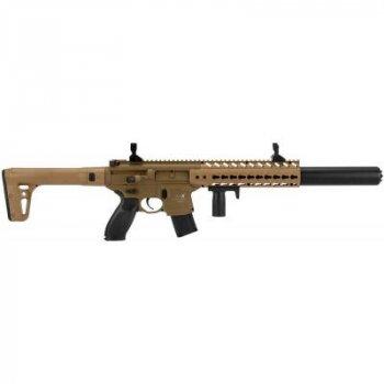 Пневматическая винтовка Sig Sauer Air MCX FDE Sand 4,5 мм (AIR-MCX-177-88G-30-F)
