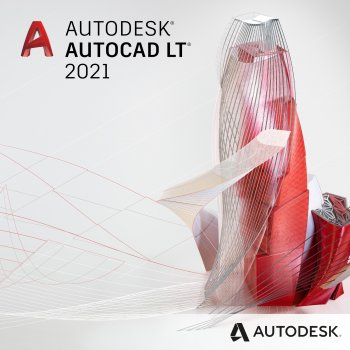 Autodesk AutoCAD LT 2021 Commercial New Single-user ELD Annual Subscription (електронна ліцензія) (057M1-WW7302-L221)