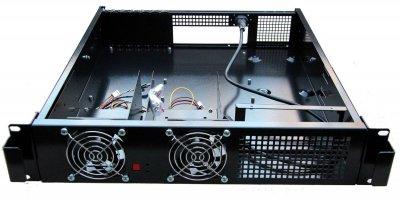 Корпус CSV 2U-LC 6HDD без БП