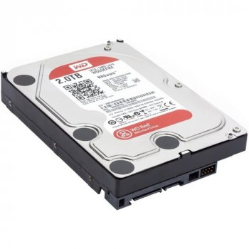 Жорсткий диск WD 3.5 Red 2 TB (WD20EFRX)