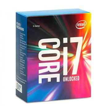 Процесор Intel Core i7 6800K 3.4 GHz (15MB, Broadwell, 140W, S2011-3) Box (BX80671I76800K) no cooler