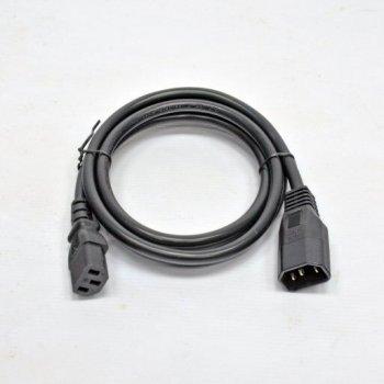 Шнур питания VDE С13-C14 1.8 м 1.5 мм2 PC6063-1.8m
