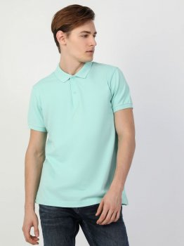Поло Colin's CLTKTTSHM0766200MGR Mint Green
