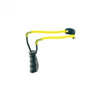 Рогатка Man Kung MK-T9 ц:черный/желтый