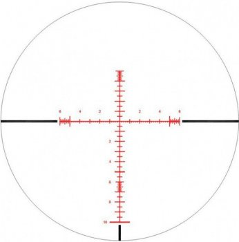 Приціл Nikko Stirling Diamond FFP 6-24х50 PRR c підсвічуванням. Діаметр - 34 мм