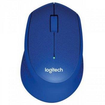 Мишка Logitech M330 Silent plus Blue (910-004910)