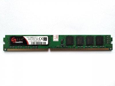 Оперативная память Saniter DDR3 8Gb 1600MHz PC3-12800 LP AMD (№761)