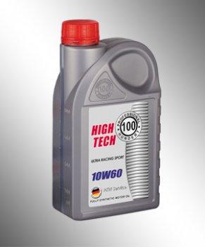 Синтетичне моторне масло Professional Hundert High Tech 10W-60 1л
