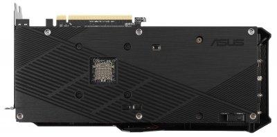 Asus PCI-Ex Radeon RX 5600 XT Dual EVO 6GB GDDR6 (192bit) (1615/14000) (HDMI, 3 x DisplayPort) (DUAL-RX5600XT-T6G-EVO)
