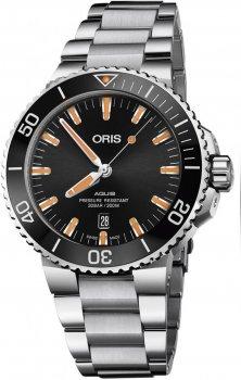 Чоловічі годинники Oris 733.7730.4159 MB