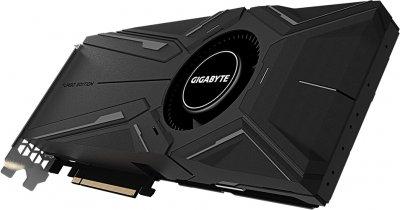 Gigabyte PCI-Ex GeForce RTX 2080 Ti Turbo OC 11G 11GB GDDR6 (352bit) (1620/14000) (Type-C, HDMI, 3 x Display Port) (GV-N208TTURBO OC-11GC)