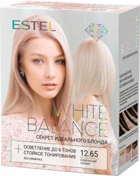 Набор для окрашивания волос Estel White Balance Секрет идеального блонда