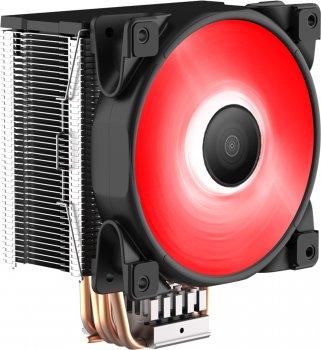 Кулер PcCooler GI-D56V Halo RGB