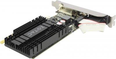 Видеокарта Zotac GT 710 ZONE Edition 1GB (9288-6N326-001Z8)