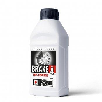 Тормозная жидкость для мотоциклов IPONE Brake DOT 4 (500 мл)
