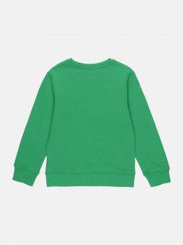 Свитшот H&M 1012-2512820 Зеленый
