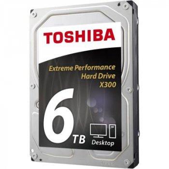 "Жорсткий диск 3.5"" 6TB TOSHIBA (HDWE160UZSVA)"