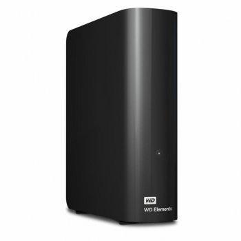 """Зовнішній жорсткий диск 3.5"""" 3TB WD (WDBWLG0030HBK-EESN)"""