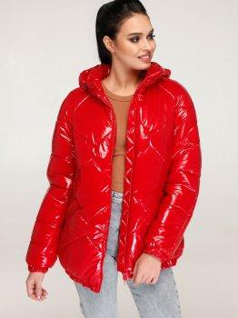 Куртка Favoritti В-1266 Красная
