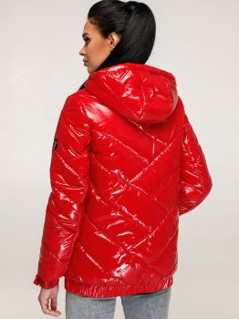 Куртка Favoritti В-1270 Красная