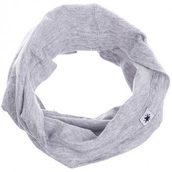 Шарф-хомут H&M 3461464 One size Серый меланж (5000000512423)