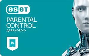 ESET Parental Control для Android (1 акаунт / 1 обліковий запис) ліцензія на 1 рік Базова