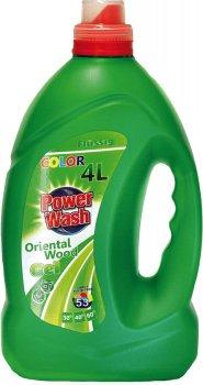 Гель для стирки Power Wash Color 4 л (4260145991953)