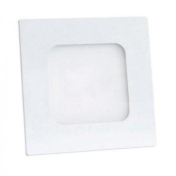 Світильник LED вбуд. BIOM PL-S 6W квадратний