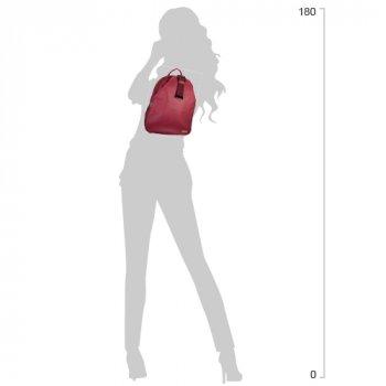 """Рюкзак молодіжний Cabinet 12.2"""" жіночий 0.65 кг 6-15 л Червоний (O97578)"""