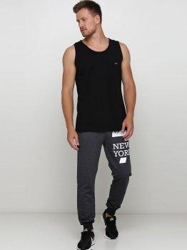 Спортивні штани Malta М488-13-П2 New York Темно-сірі M