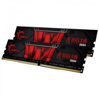 Модуль пам'яті для комп'ютера DDR4 16GB (2x8GB) 3200 MHz AEGIS G. Skill (F4-3200C16D-16GIS)