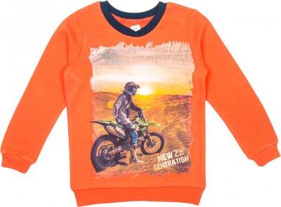Свитшот Z16 3ІН109 (2-365) Оранжевый