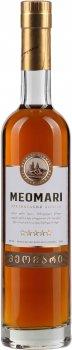Бренди MEOMARI 5* 0.5 л 40% (4860018006731)