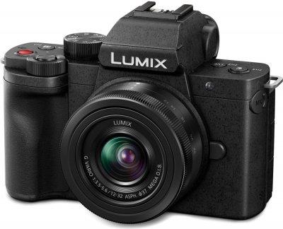 Фотоапарат Panasonic Lumix DC-G100 + 12-32 mm Black (DC-G100KEE-K) Офіційна гарантія!