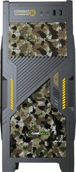 Корпус GameMax Combat Black