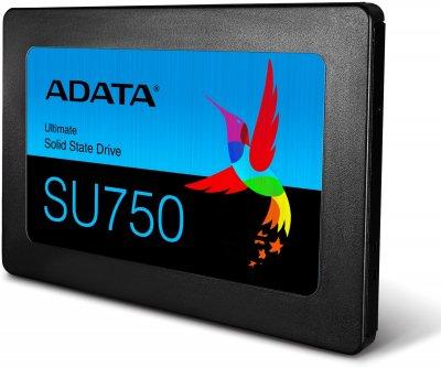 "ADATA Ultimate SU750 256GB 2.5"" SATA III 3D NAND TLC (ASU750SS-256GT-C)"