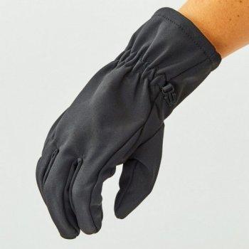 Перчатки для охоты, рыбалки и туризма теплые флисовые TY-0354 Черный XL (MR03901)