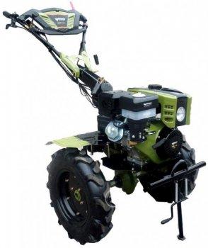 """Культиватор Forte 1050 LUX (колеса 10"""", 6.5 л.с.) Зеленый (F00210190)"""