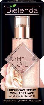 Сыворотка Bielenda Camellia Oil Эксклюзивная омолаживающая для лица, шеи и декольте 30 мл (5902169031770)
