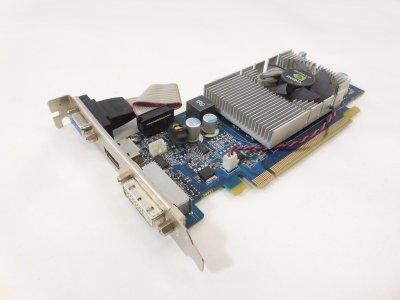 Відеокарта PCI-E GeForce G100, 512 mb Refurbished