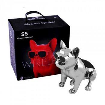 Акустична система Aerobull (5980С)PLUS, Bluetooth Блютуз портативна колонка c функцією speakerphone