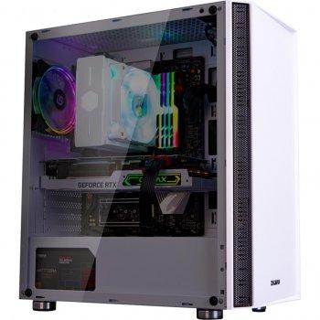 Корпус Zalman R2 White RGB Glass