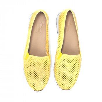 Сліпони Respect Жовтий VK54-117360