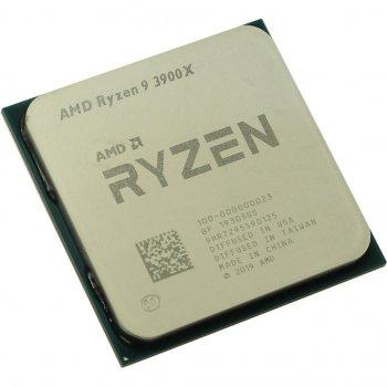 Процесор AMD Ryzen 9 3900X (100-000000023)
